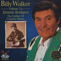 Tribute To Jimmie Rodgers (CD)